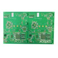 Quality Mini Pad 4 Layer Multilayer Pcb Manufacturing Proces Circuit Board With Impedance Control for sale
