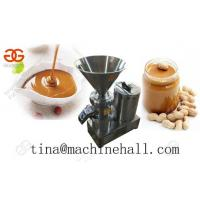 Buy cheap Stainless Steel Peanut Nuts Almond Butter Making Machine from Wholesalers