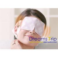 Wholesale New Steam Eye Mask With Lavender Real Steam Released Self Heating Eye Mask Factory from china suppliers