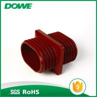 China 110x180 high voltage epoxy resin insulator wall bushing on sale