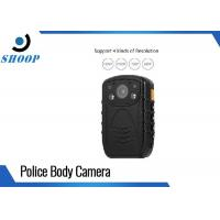 Wholesale Law Enforcement Recorder 3MP IP67 Police Body Camera With 8MP CMOS Sensor from china suppliers