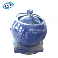 Quality Spherical Explosion Proof Steel Tank , Anti Explosion Storage Container for sale