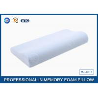 Quality High Density Moulded Contour Memory Foam Neck Support Pillow for Home Bedding for sale