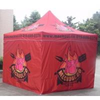 Wholesale Red 10x10ft Easy Folding garden Pop Up Gazebo Tent Dye Sublimation Printing from china suppliers