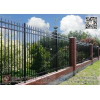 Wholesale Garrison Fencing (China Supplier) | Black Color Garrison Fence from china suppliers