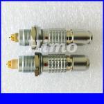 China IP50 metal electronic power connector plug and socket FGG EGG lemo equivalent for sale