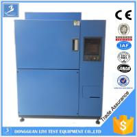 Wholesale Standard SS Cold Thermal Shock Test Chamber For National Defense Industry from china suppliers