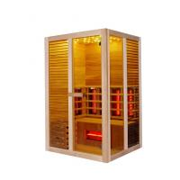Wholesale 2 IN 1 hot sales combition stover and infrared sauna from Mnaufactuerer from china suppliers