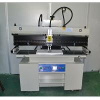 Wholesale 1.2 Meter SMT Semi Automatic Solder Paster Printer For LED 110v 220v from china suppliers