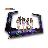 Wholesale Steel Material VR Shooting Simulator Customized Color 360 Degree Panoramic View from china suppliers