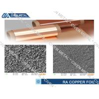 Wholesale Treated Thin Copper Foil sheet roll / FPC FCCL FPCB pure copper sheet 35um from china suppliers
