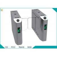 Wholesale Bi-directional Automatic Turnstiles Contect Accee Control System Speed Gate from china suppliers