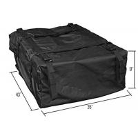 Wholesale Large Capacity PVC Coated Nylon Roof Top Cargo Bag / Roof Rack Storage Bag from china suppliers