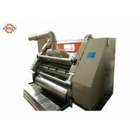 China 1600mm Electric Heating Single Face Corrugated Board Production Line on sale