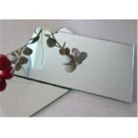 China Waterproof Clear Silver Mirror Glass High performance 2mm - 6mm on sale