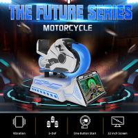 Wholesale 360 Degree VR Motorcycle Racing Cockpit Driving Simulator from china suppliers