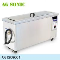 108L Medical Instrument Ultrasonic Cleaner Bath With Stainless Steel Basket