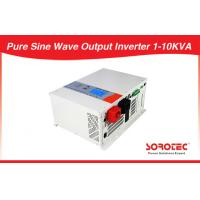China Home Supply Ac Frequency Power UPS Backup Power Pure Sine Wave Output on sale