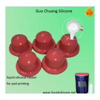 Buy cheap Cheap Condensation cure rtv pad printing silicone rubber from wholesalers