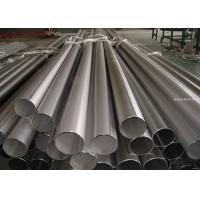 Buy cheap Ferritic Stainless Steel Welded Pipes DIN 17457 1.4301 used in Mining , Energy , from wholesalers
