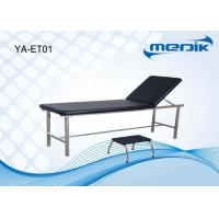 Fix Height Clinic Examination Table With Paper Roller for sale