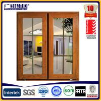 Buy cheap Australia style awning glass aluminium windows from wholesalers