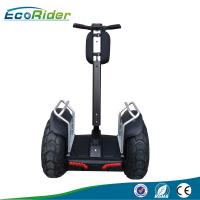 Buy cheap Self Balance Segway Electric Scooter Brushless Off Road Motorized 21 Inch Tire from wholesalers
