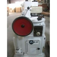 China Pill Double Rotary Tablet Press Pharmaceutical Machinery / Tablet Punching Machine 60kn on sale