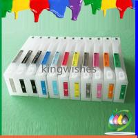 Wholesale compatible refillable cartridge for Epson Pro7900 Pro9900 refillable ink cartridge from china suppliers