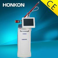 Wholesale Professional 10600nm RF Tube Co2 Fractional Laser Machine , Co2 Fractional Laser Resurfacing Device from china suppliers