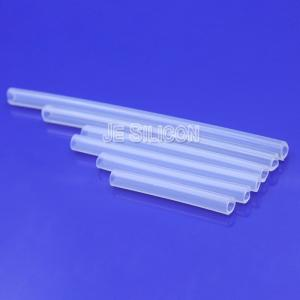 China Reusable ID 0.3mm 59mm Medical Grade Silicone Tubing on sale