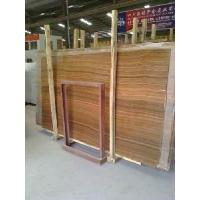 Buy cheap Wooden Yellow Marble from wholesalers