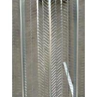 Wholesale Galvanized Rib Lath Mesh For Plaster Walls / Galvanised Metal Mesh Lath from china suppliers