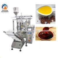 Wholesale Automatic Liquid Packaging Machine For Peanut Butter , Olive Oil , Cream from china suppliers