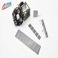 Wholesale Gray 2.5 W / MK Phase Changing Materials For Cache Chips , RoHs Approval from china suppliers