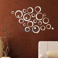 hot sale decorative mirror wall sticker decorations diy bathroom wall sticker for sale classifieds