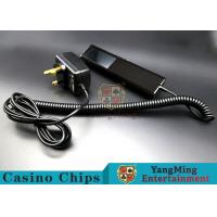 Wholesale Smart Portable Casino UV Light Detector , Counterfeit Poker Card Scanner from china suppliers