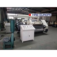 Wholesale WJ-100-1800 Two Ply Corrugated Cardboard Production Line / Making Machine from china suppliers