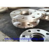 Buy cheap ASME B16.5 150# 3'' Forged Steel Flanges Nickel Alloy NO8020 Welding Neck from wholesalers