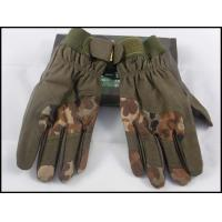Wholesale 2014 Hot sale military camo glove/tactical glove from china suppliers