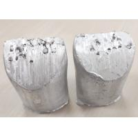 China Steelmaking Raw Material Metal Deoxidizer Steel Shot Aluminum For Deoxidization for sale