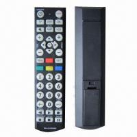 Universal remote controls, empty for learning
