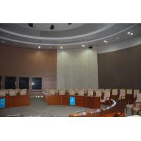 Buy cheap Glass Wool Fabric Wall Panels , Square Angle Fabric Acoustic Panels BT new from wholesalers