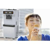 Wholesale Stainless Steel Shell frozen yogurt ice cream maker With Standby System from china suppliers