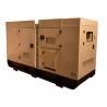 50HZ / 60HZ Cummins Silent Generator Set 100KVA CE certificate for sale