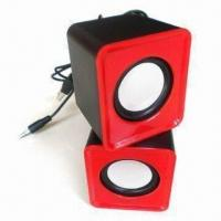 Buy cheap Coloful USB Mini Speaker Wok with Laptop, PC, MP3, MP4, Apple's iPhone and iPod from wholesalers