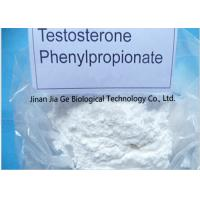 Buy cheap Testosterone Anabolic Steroid with 99% purity Testosterone Phenylpropionate CAS 1255-49-8 from wholesalers
