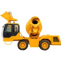 China Cement Mixer Truck Price FM3.0-3 Cement Mixer Truck Brand Factory Supply for sale
