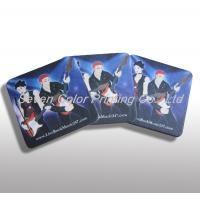 Wholesale cardboard beer coasters/mat from china suppliers