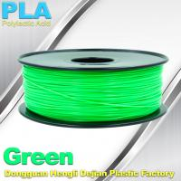 Wholesale High Strength Desktop 3D Printer Consumables PLA  Filament 1.75mm /  3.0mm from china suppliers